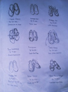 """My Shoes Collection"""